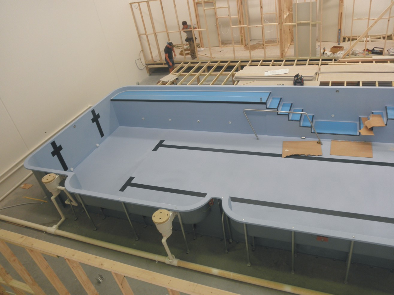 Free Standing And Portable Pools For Swim Schools Pool Link