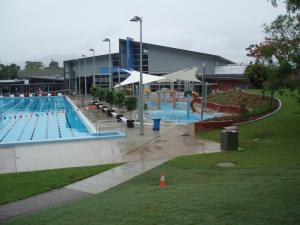 Outdoor pool by Pool Link